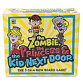 The Zombie, The Princess and The Kid Next Door Board Game