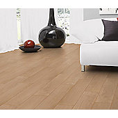 Westco 8mm V-Groove Waveless Oak Nature Laminate Flooring