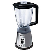 Philips Compact Blender, HR2020/50, 400W - Silver