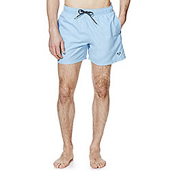 F&F Short Length Swim Shorts M Alaskan Blue
