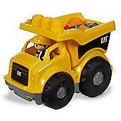 Mega Bloks CAT Lil' Dump Truck