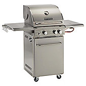 Raymond Blanc 2 Burner Gas BBQ  & Side Burner