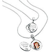 D for Diamond Twinkle Twinkle Locket
