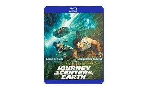 Journey To The Centre Of The Earth 3D