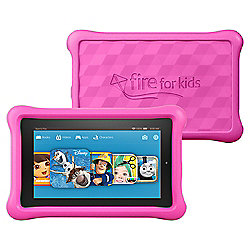 Amazon Fire 7, Kids Edition Tablet – Pink