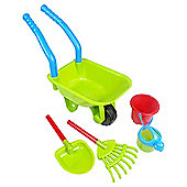 Tesco Toy Wheelbarrow Set