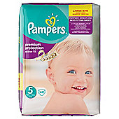 Pampers Active Fit Size 5 Large Pack - 48 nappies