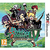 Etrian Odyssey IV Legends of the Titan - Nintendo3DS