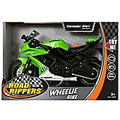 Toy State Road Rippers Wheelie Bike