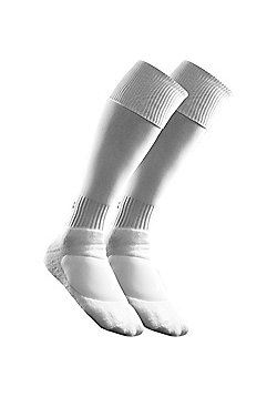 Metasox Club Classic Football Sock - White
