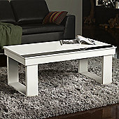 Gallego Sanchez Concept Coffee Table - White
