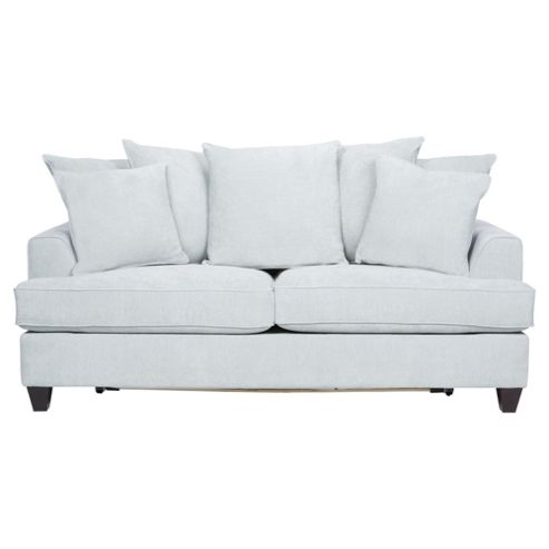 Kensington Fabric Scatter Back Sofa Bed Eau De Nil