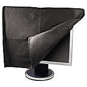 Hama Monitor Dust Cover, 17/19 -Black