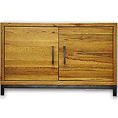 Ultimum Industrial Style Oak Standard Sideboard