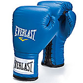 Everlast Laced Boxing Sparring Glove - Blue