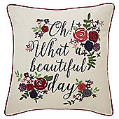 Beautiful Day Cushion