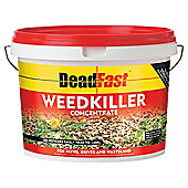 Deadfast weedkiller tub - 18 x 100ml sachets