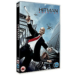 Hitman: Agent 47 DVD