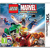 Lego Marvel Superheroes 3DS