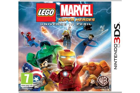 Lego Marvel Superheroes (3DS)