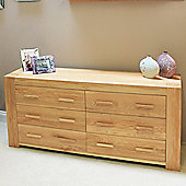 Baumhaus Atlas 6 Drawer Chest