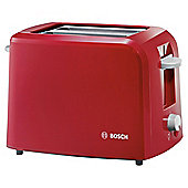 Bosch TAT3A014GB Village Toaster Red