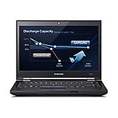 Samsung 400B2B (12.5 inch) Notebook Core i5 (2550M) 2.5GHz 4GB 500GB WLAN BT Webcam Windows 7 Pro 64-bit (HD Graphics)