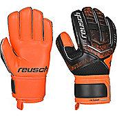 Reusch Re:Load Junior Goalkeeper Gloves - Black