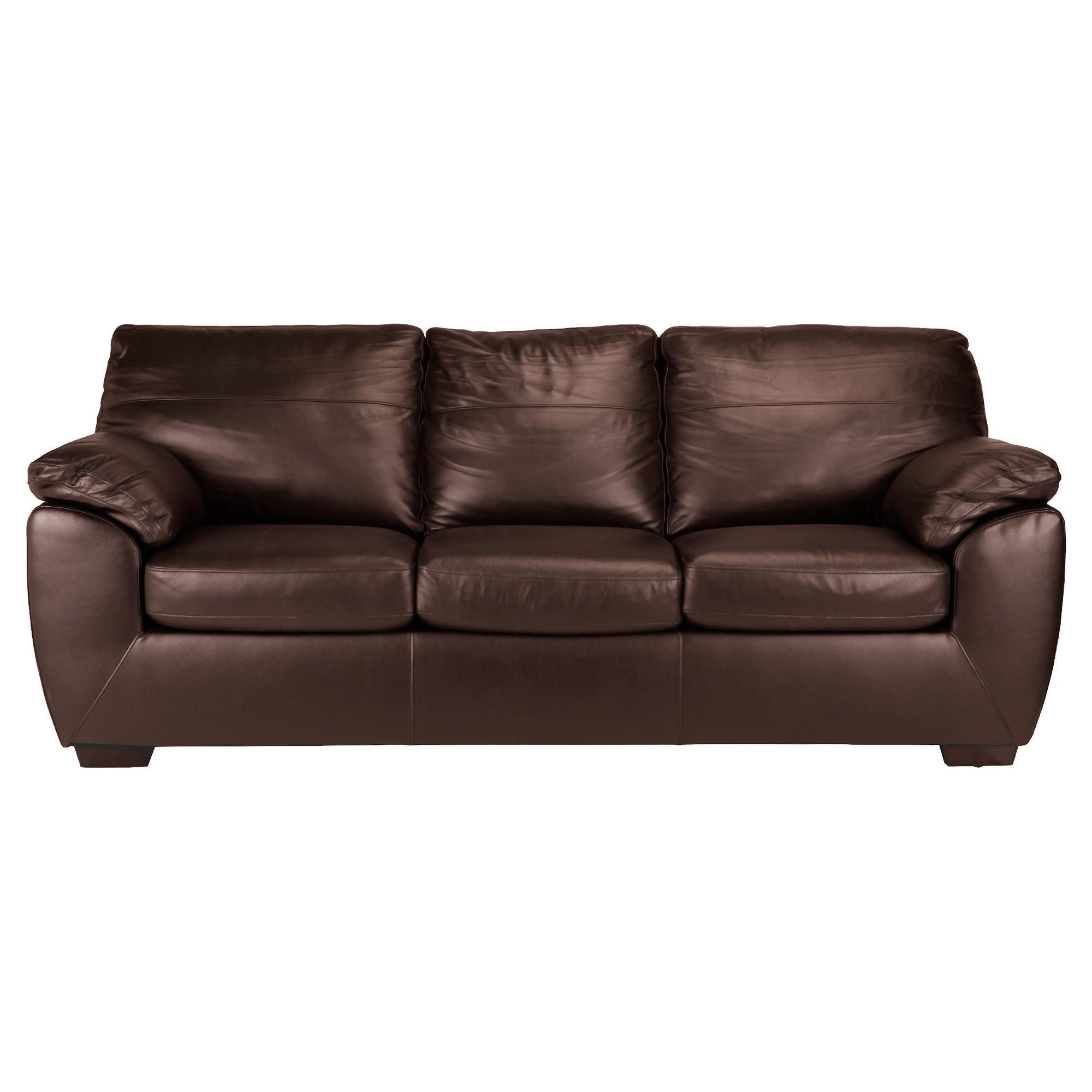 Alberta Sofabed, Chocolate at Tesco Direct