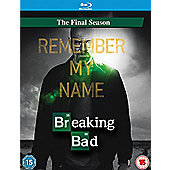 Breaking Bad: The Final Season (Blu-ray Boxset)