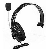 ORB Black Elite Gaming Headset (Xbox 360)