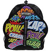 Cartoon Dual Inline Skate/Skateboard Backpack