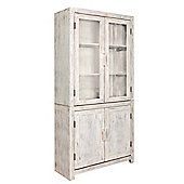 Home Essence Portobello Display Cabinet
