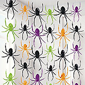 Spider String Halloween Decoration - 2m