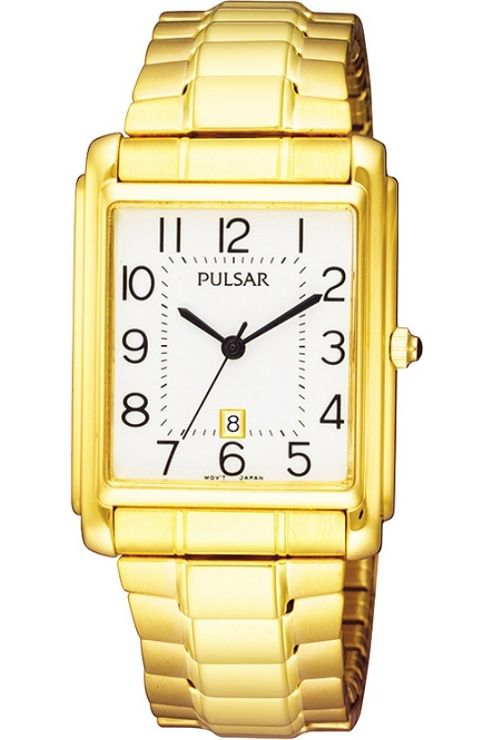 Pulsar Gents Watch PXT690X1