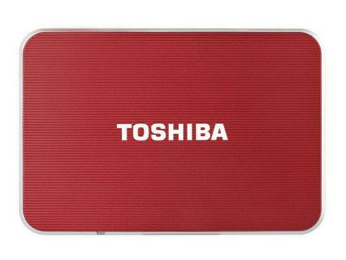 Toshiba PA3962E-1E0R Stor.e Edition 500GB Hard Drive 2.5-Inch External (Red)