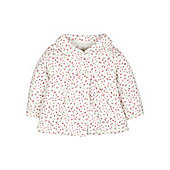 Mothercare Ditsy Print Jacket Size Up to 3 mnths - 14.5lbs