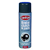Brake, Clutch and Parts Cleaner 500ml