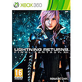 Lightning Returns: Final Fantasy Xiii (Xbox 360)