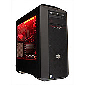 Cube Tension VR The Ultimate VR Gaming PC i7k Skylake Watercooled with MSI GeForce® GTX 1070 8Gb GPU Intel Core i7 Seagate 2Tb SSHD with 8Gb SSD Windo