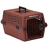 Petmate Medium Deluxe Vari Jr. Dog Kennel? in Samba Red