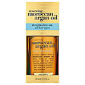 Organix Moroccan Argan Oil Penetrating Oil 100ml