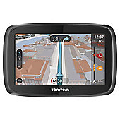 "TomTom Go 400 Sat Nav, 4.3"" LCD Touch Screen with European Maps"