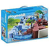 Playmobil Super Sets Penguin Pool