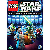 Star Wars Lego: The Yoda Chronicles (DVD)