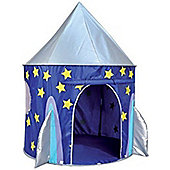 Space Rocket Pop Up Tent