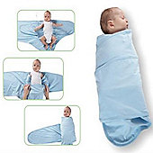 Miracle Swaddle Blanket Blue