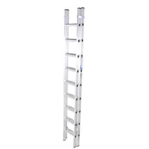 TB Davies Industrial 2.5m (8.2ft) Double Extension Ladder