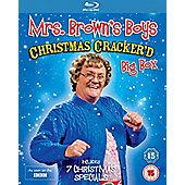 Mrs. Brown's Boys Christmas Blu-ray