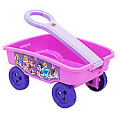 Disney Princess Pull Along Wagon